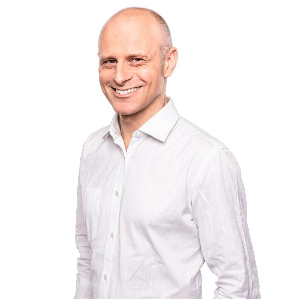 Portraitaufnahme von AUNOVIS Geschäftsführer Andreas Fitting