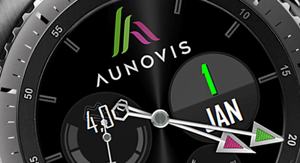 Aunovis Samsung Gear Template